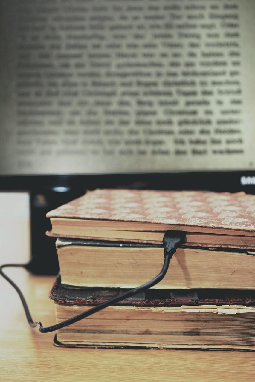 Digitale Bücher: Geht das?