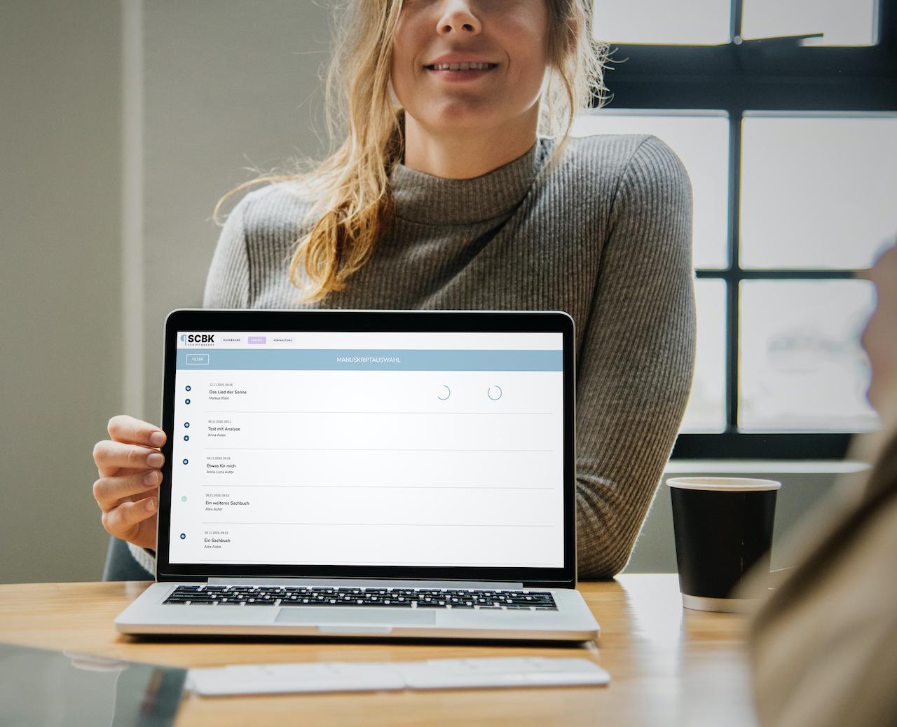 scriptbakery software für verlage