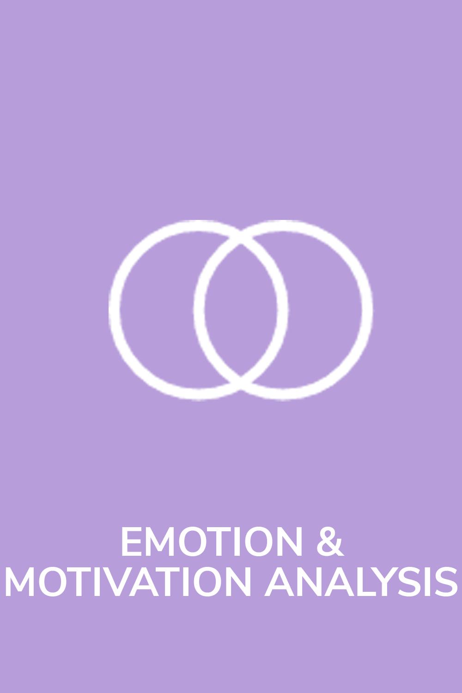 emotion analysis